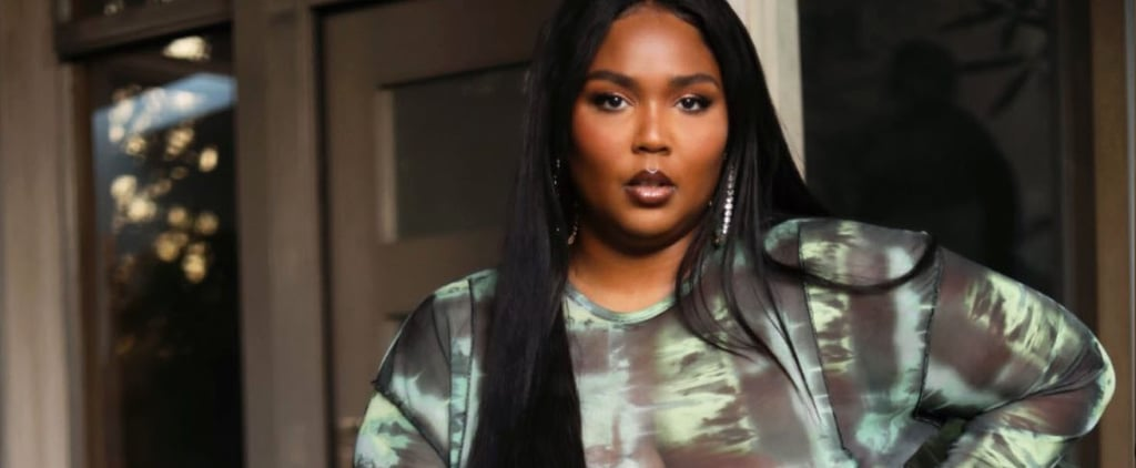 Lizzo Wearing Doja Cat's PrettyLittleThing Collection