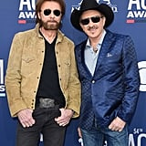 Pictured: Ronnie Dunn and Kix Brooks