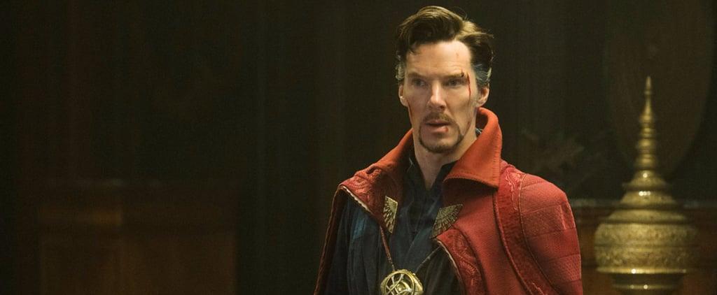 Doctor Strange Postcredits Scene Video