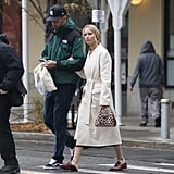 Jennifer Lawrence and Cooke Maroney in NYC After Their Wedding