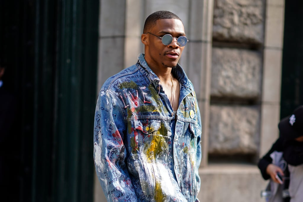 Russell Westbrook Fashion