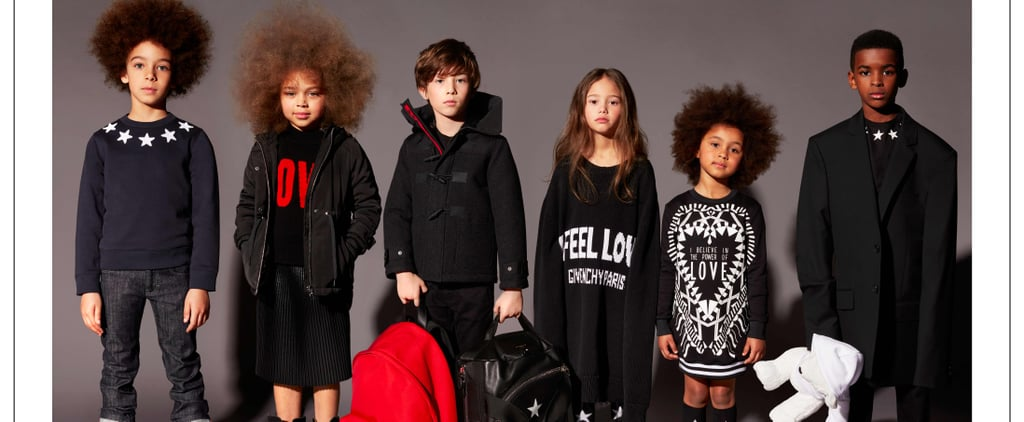 This Designer Put Kids in Adult Clothing For a New Campaign and It's Too Cute