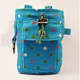 Turquoise Blue Corduroy Training Bag