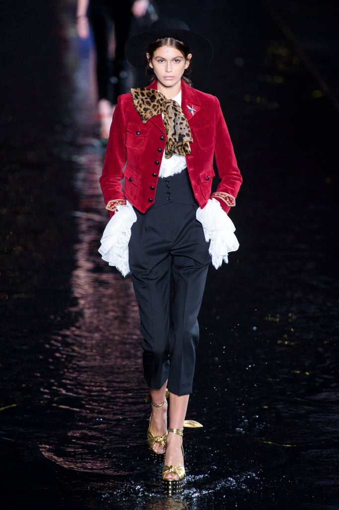 Saint Laurent Spring 2019 Collection Popsugar Fashion