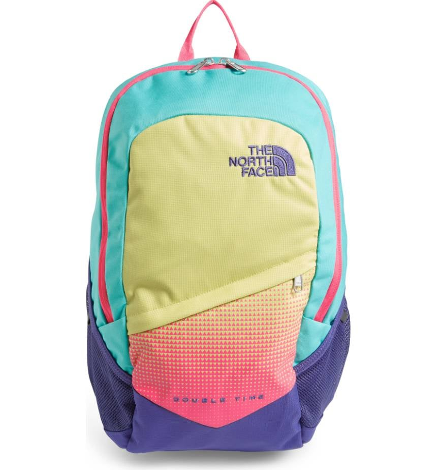 The North Face Double Time Backpack | Durable Backpacks For Kids ...