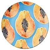 INNO-ARTS CORP. S/4 Papaya Melamine Salad Plates