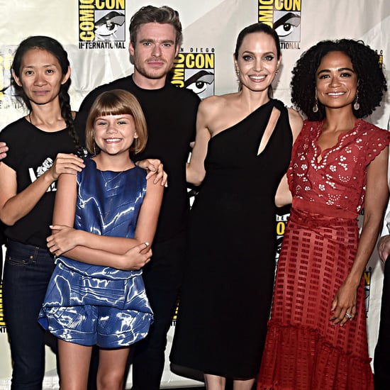 Marvel's Eternals Movie Cast