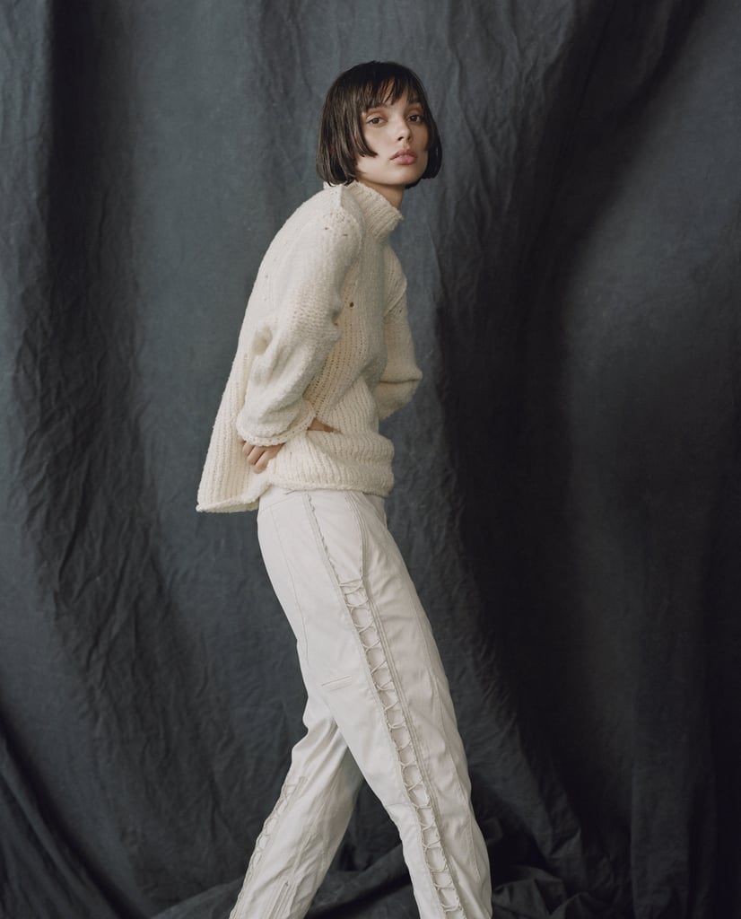Hope Sweater in Moon and Echo Pant in Hoth
