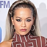 Rita Ora's Graphic Wings With a Twist