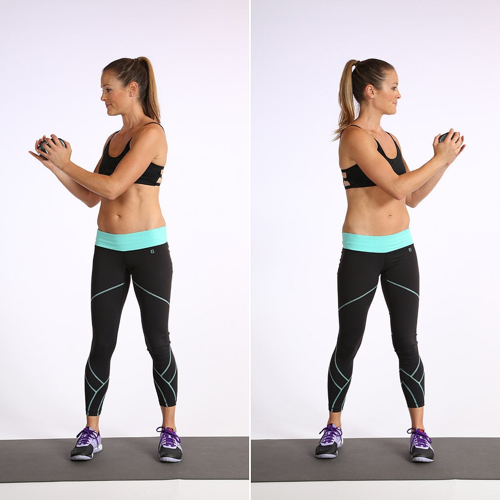 Standing Weighted Twist