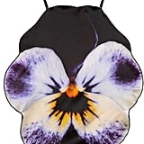Christopher Kane Laced Pansy Long Top