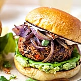 Chipotle Black Bean Burgers