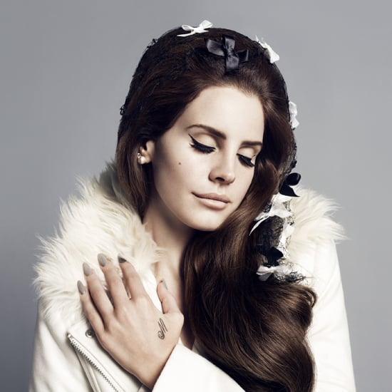 Lana Del Rey Beauty Looks From H&M Autumn Campaign