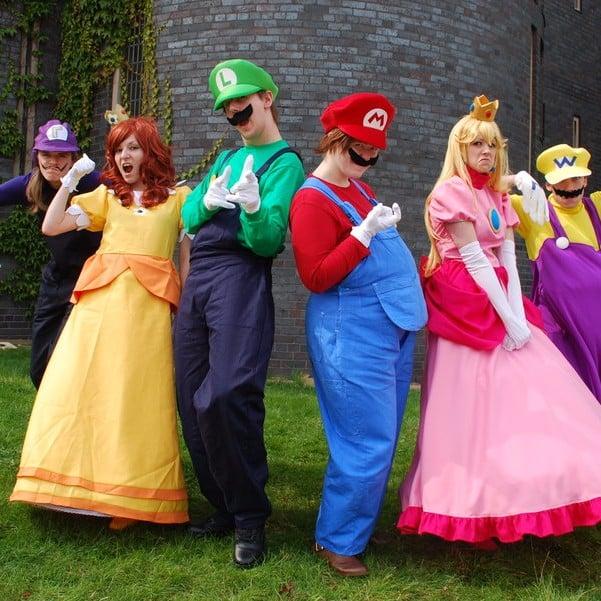 Nintendo Costumes Popsugar Tech