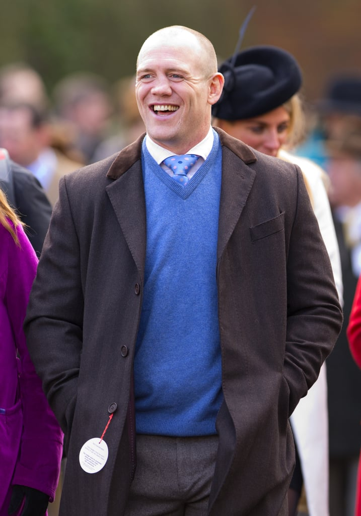 First Cousin Once Removed: Mike Tindall