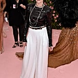 Kristen Stewart at the 2019 Met Gala