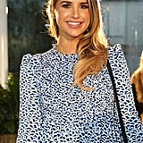 Vogue Williams at Vin + Omi