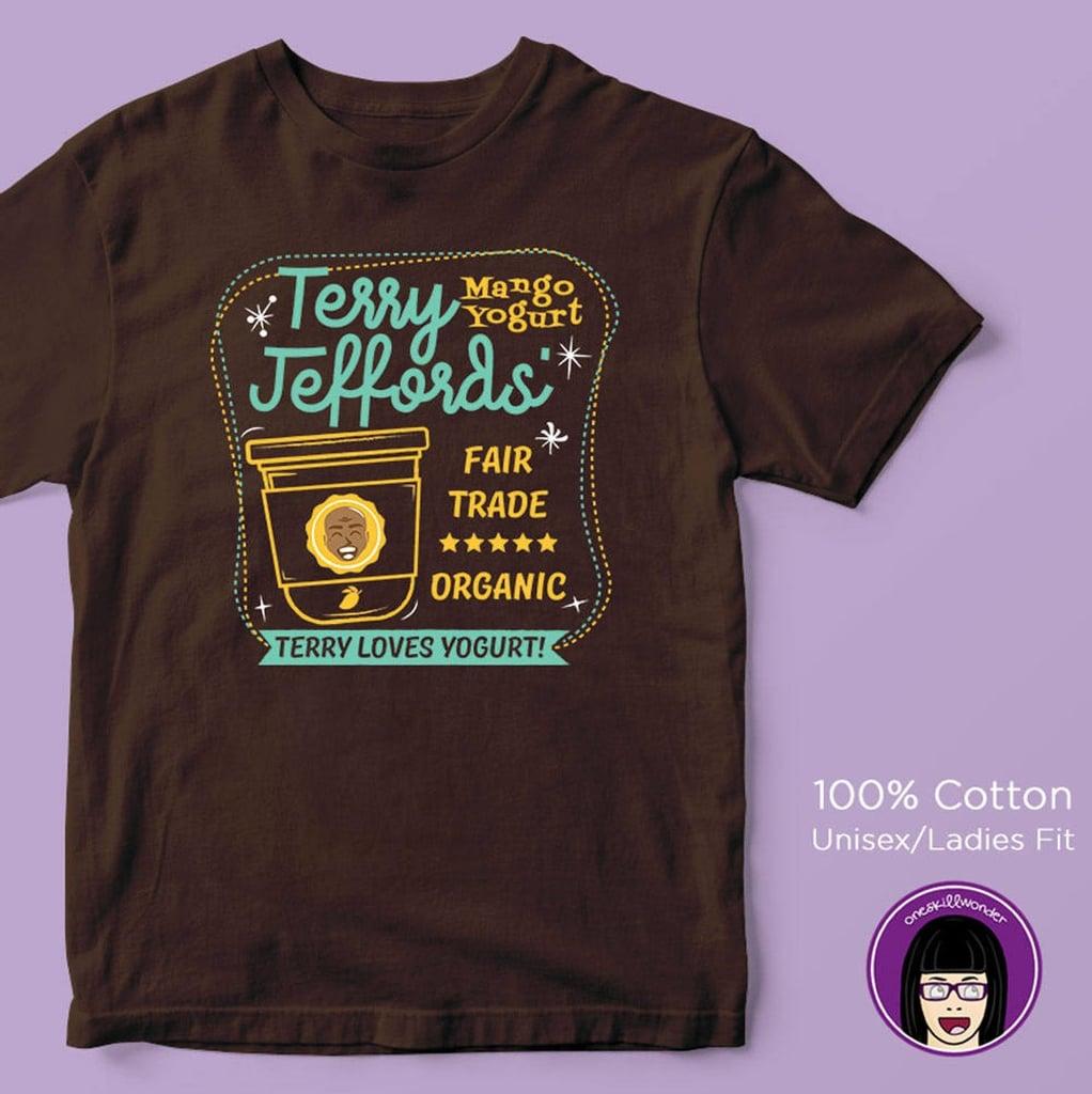 Terry's Mango Yogurt T-Shirt