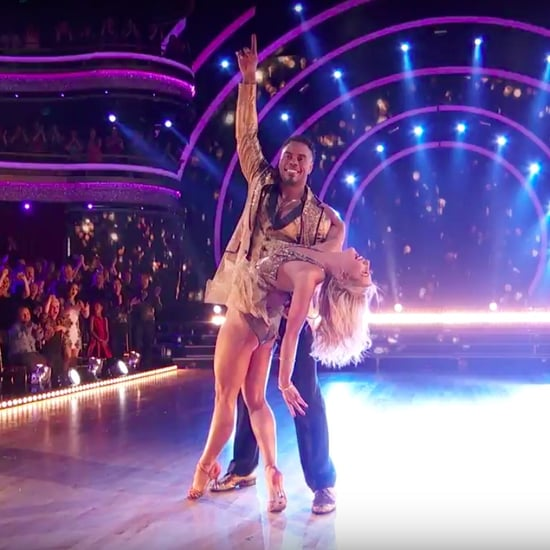 Rashad Jennings Dances to Bruno Mars on DWTS