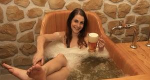 6 Reasons to Visit a Beer Spa