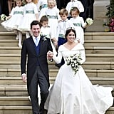 What Did Jack Brooksbank Tell Eugenie Before Their Wedding?