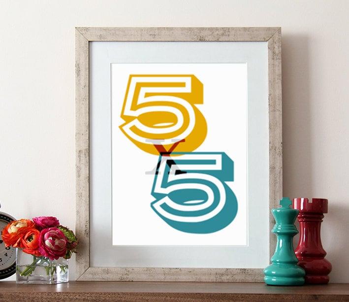 5X5 Quote Art ($15-$20)