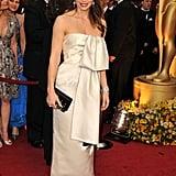 Jessica Biel at the 2009 Academy Awards