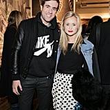 Kristian Laliberte and Natalie Obradovich