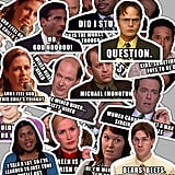 The Office Quote Stickers