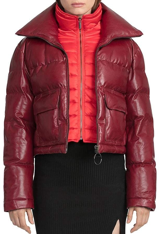 Bagatelle Quilted Puffer Coat