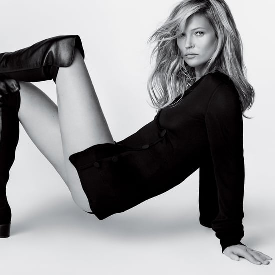 Kate Moss Stuart Weitzman 5050 Stretch Boot