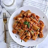 Red Pepper Vodka Sauce