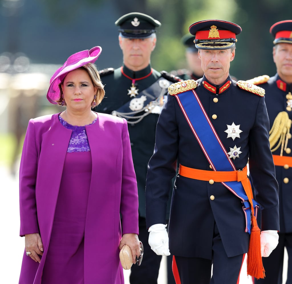 Luxembourg: Grand Duke Henri