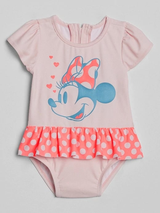 8aaef3094e3d BabyGap Minnie Mouse One-Piece