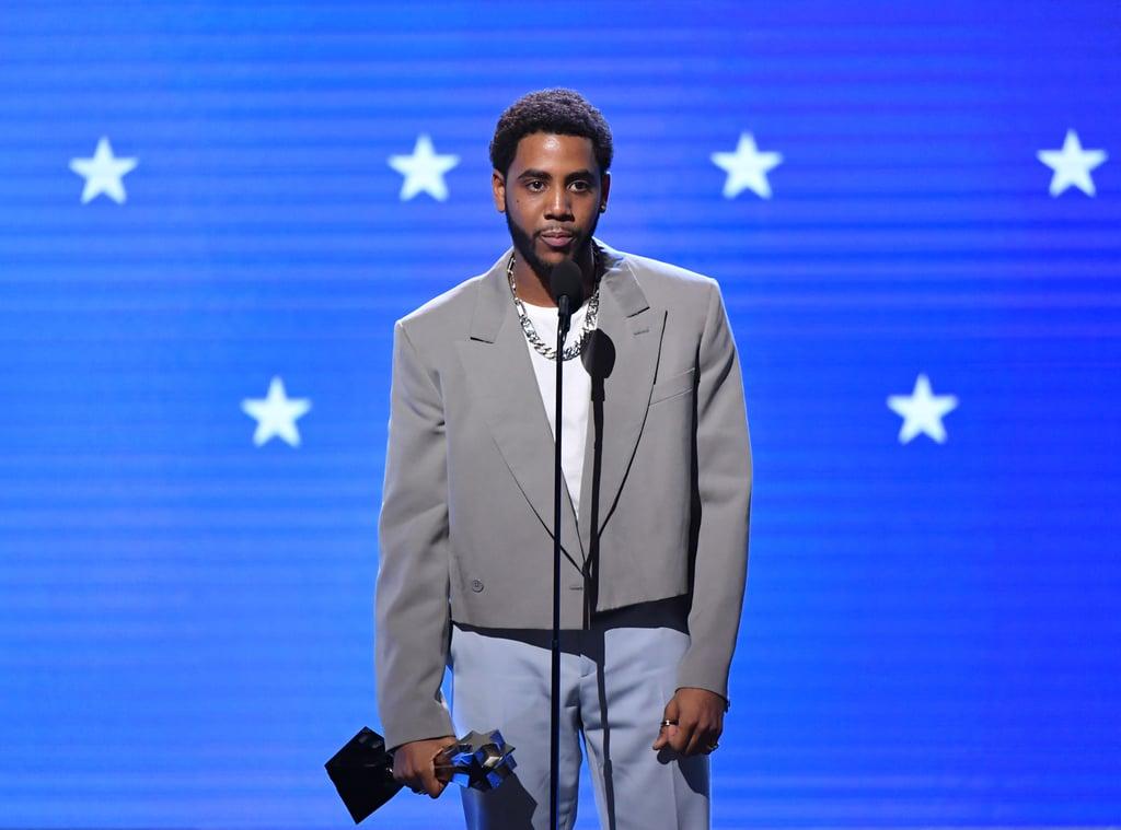 Jharrel Jerome's Speech at the Critics' Choice Awards 2020