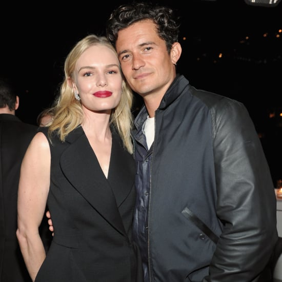 Exes Kate Bosworth and Orlando Bloom Together September 2015