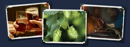 Samuel Adams Offers to Share Its Hops