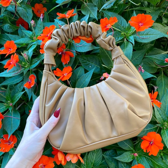 A Review of the Scrunchie Shoulder Bag From Walmart | 2021