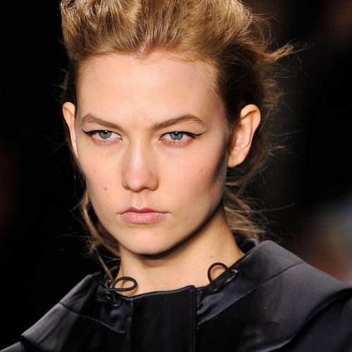 Fall 2014 New York Fashion Week: Rag & Bone Runway Beauty