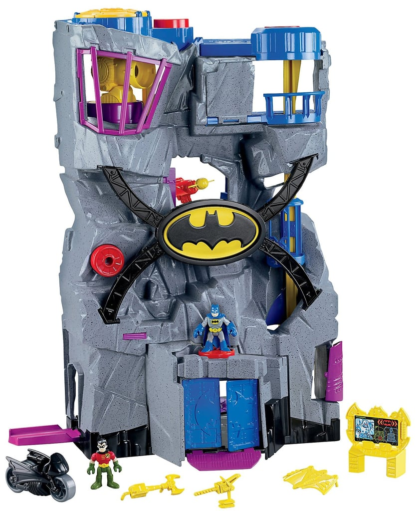 Fisher Price Batcave ($55)