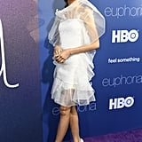 Zendaya at the Euphoria Premiere