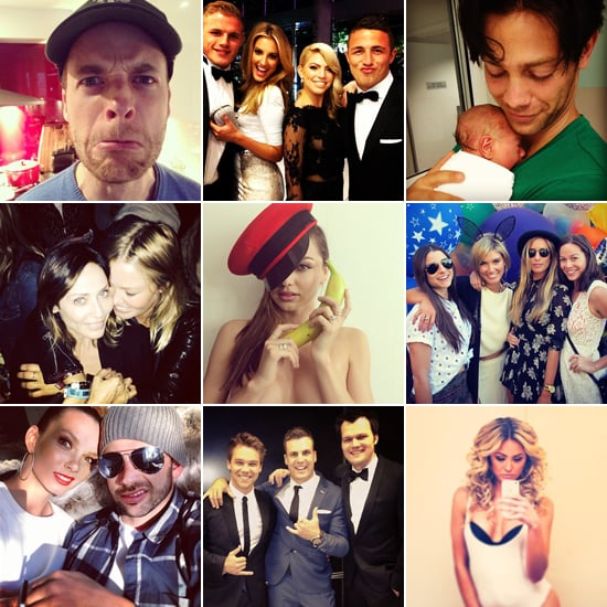 Celebrity Twitter and Instagram Pictures Week Oct. 4 2013