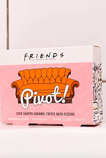 Firebox Friends-Themed Bath Bombs Review