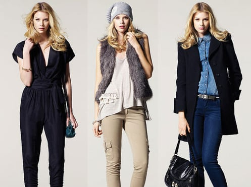 Sugar Shout Out: Jessica Simpson Does Fall '10 Right