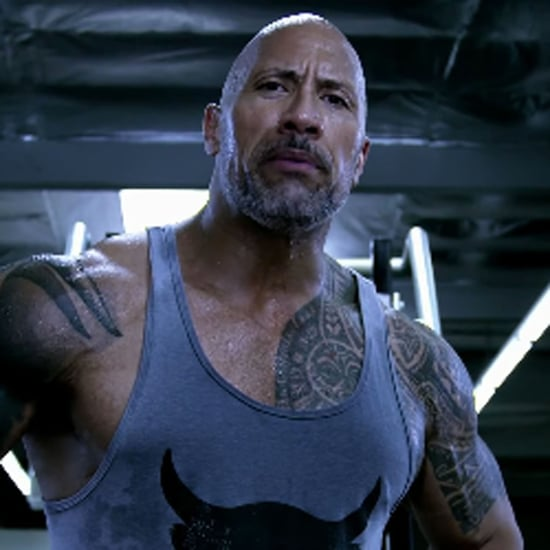 The Rock's Titan Games