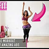 Standing Abs Belly Dance Workout by Leilah Isaac