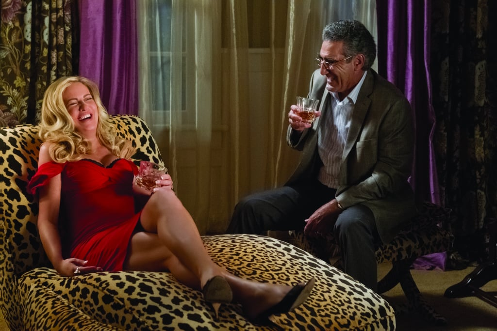 Jennifer Coolidge as Stifler's mom and Eugene Levy as Jim's dad in American Reunion.  Photo courtesy of Universal Pictures