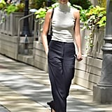 The Solution: Wide-Leg or Flared Pants
