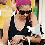 Rebecca Gayheart and Eric Dane Get a Puppy