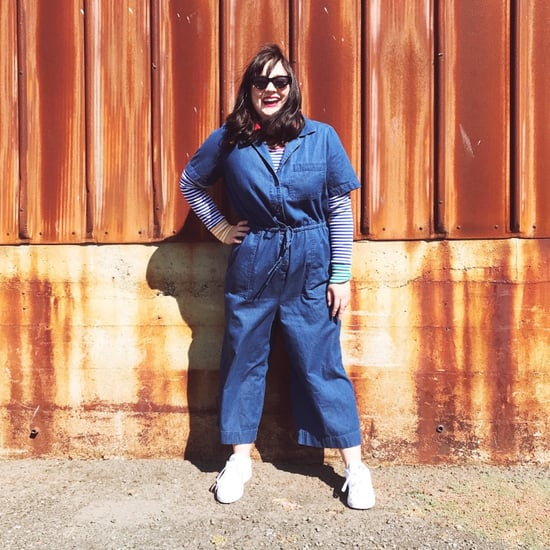 POPSUGAR at Kohl's Denim Jumpsuit